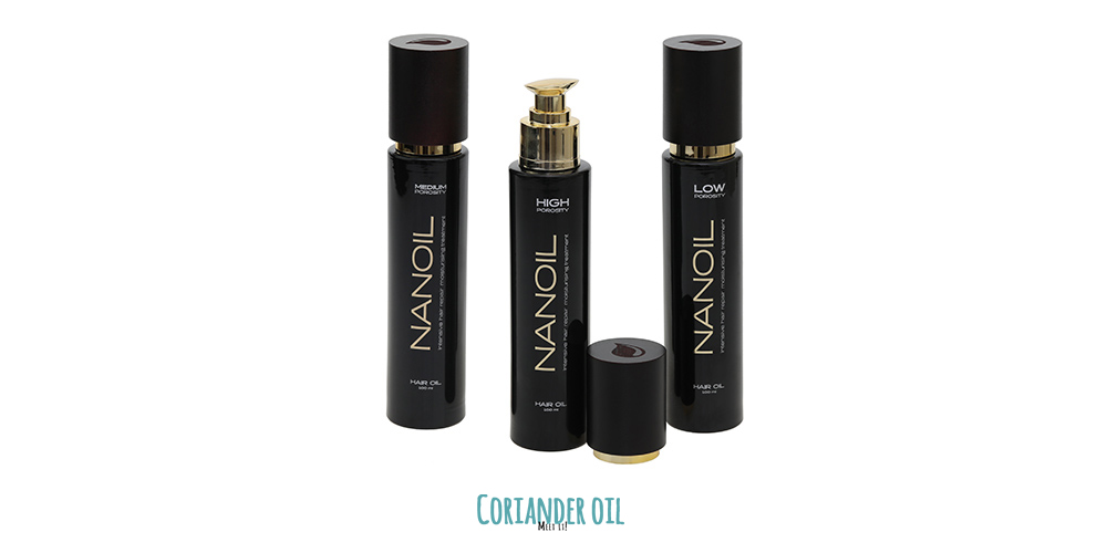 NANOIL HAIR OILS - the best hair caare